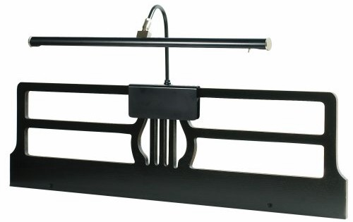 superior handcrafted piano lamp made in vermont by house of troy. Black Bedroom Furniture Sets. Home Design Ideas