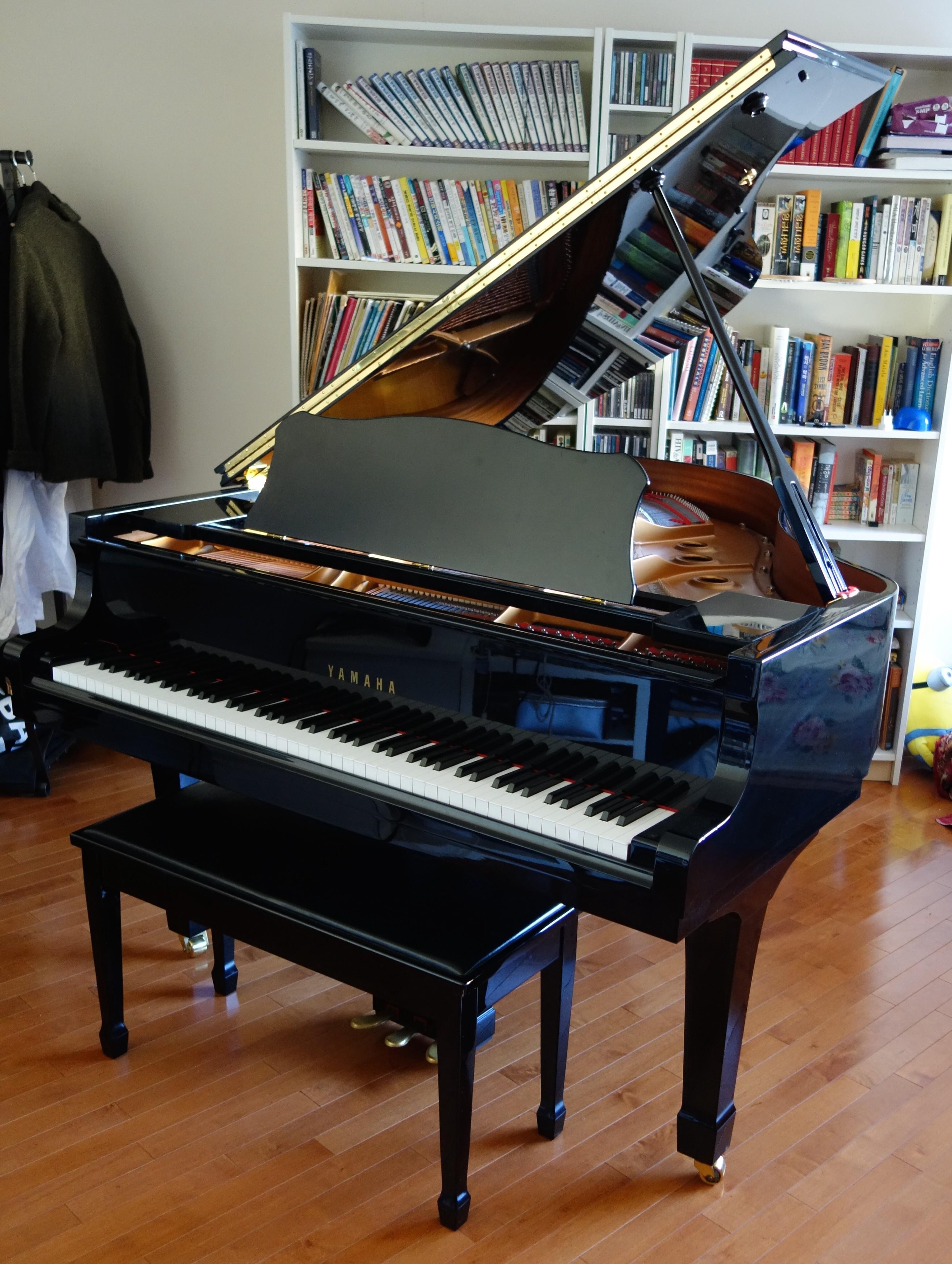 2002 yamaha c2 grand piano for sale toronto for Yamaha c2 piano for sale