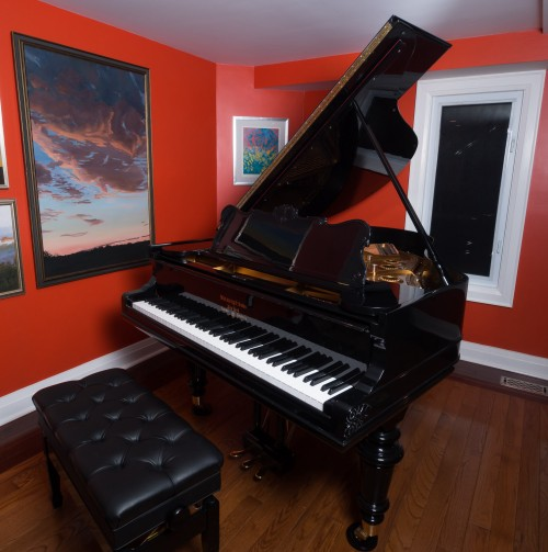 Fully Restored 1879 Steinway Model A1 Grand Piano For Sale