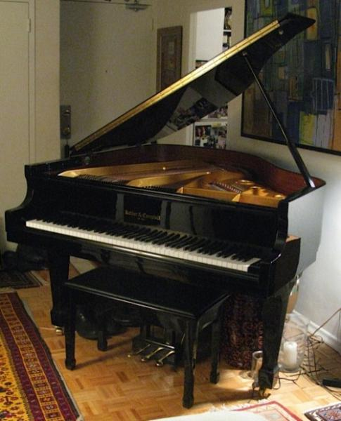 Kohler Amp Campbell 5 2 Quot Baby Grand Piano For Sale Toronto